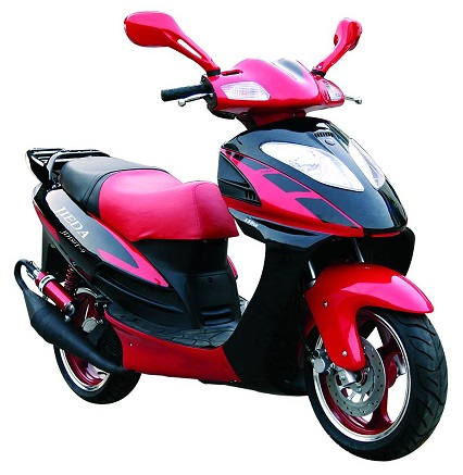 How to choose a 50cc, 125cc or 150cc scooter?