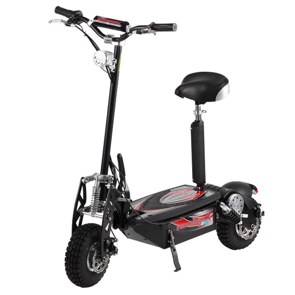 1000w 48v electric scooter w motor lights fully. Black Bedroom Furniture Sets. Home Design Ideas