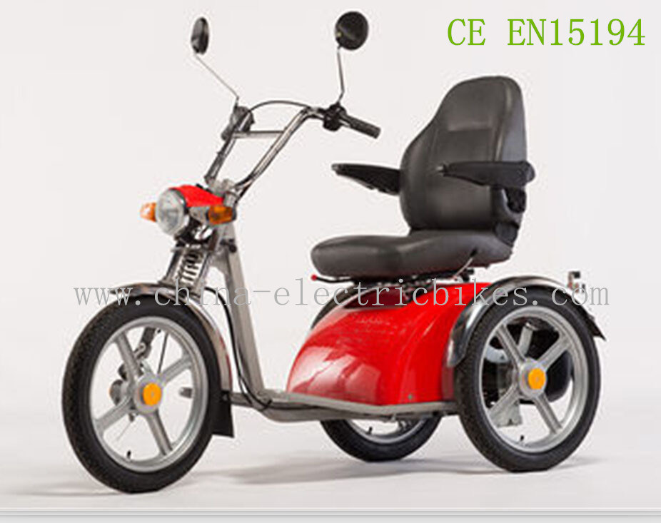 1500w Motor 48v 75ah Battery Sport Mobility Scooters Ln