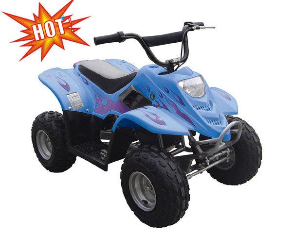 Super power electric atv kids electric atv for Motorized quad for toddler