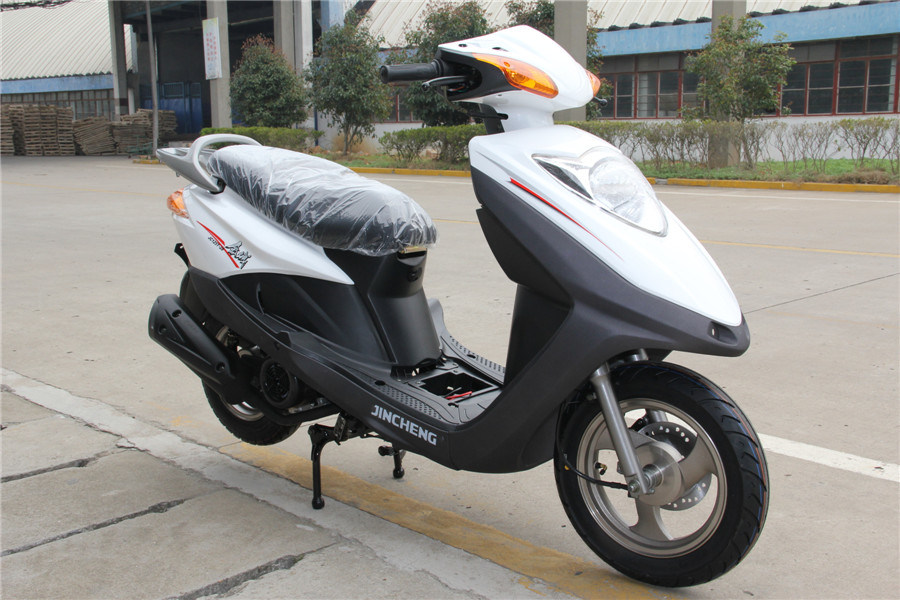 Jincheng Motorcycle Model Jc125t-2b Scooter