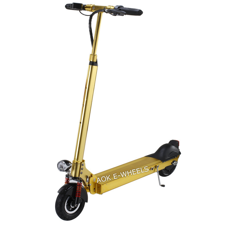 Lithium Battery Electric Push Scooter Mes 001