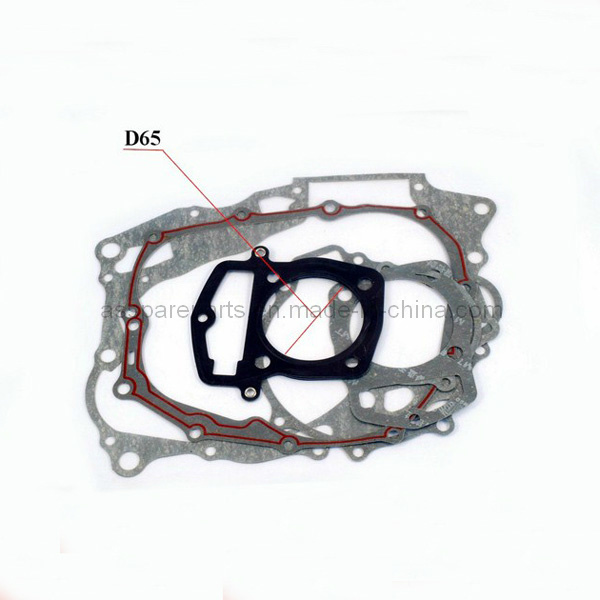 65mm Diameter Complete Gasket for 250cc Motorcycle (EGO22)