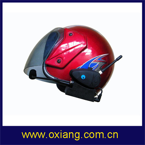 new design helmet interphone headset with fm radio. Black Bedroom Furniture Sets. Home Design Ideas