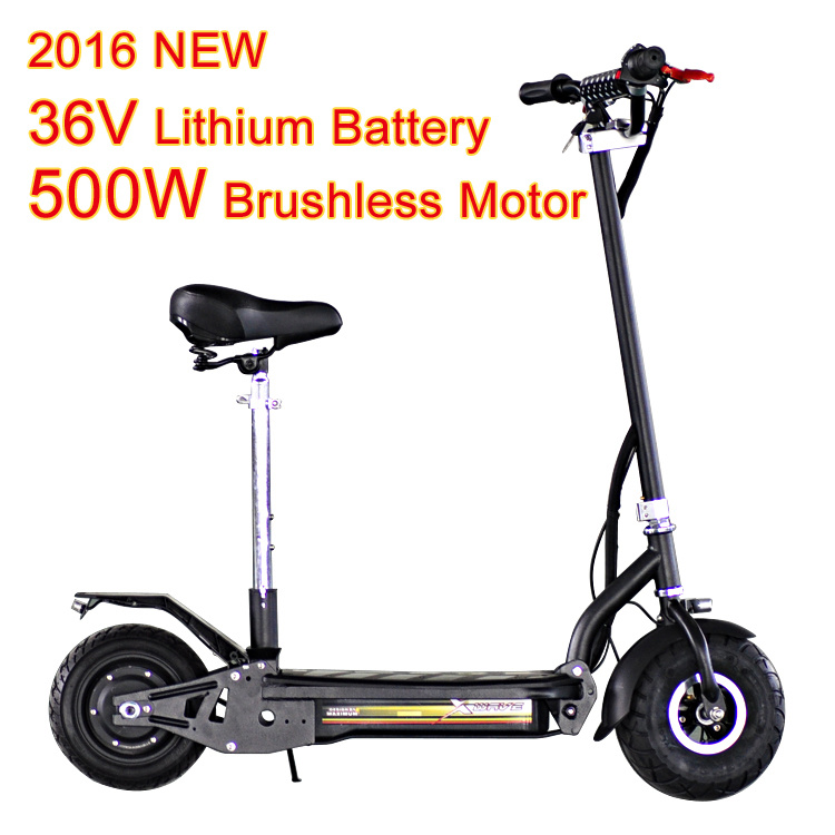 Lightest Best Lithium Electric Scooter With Folding Design