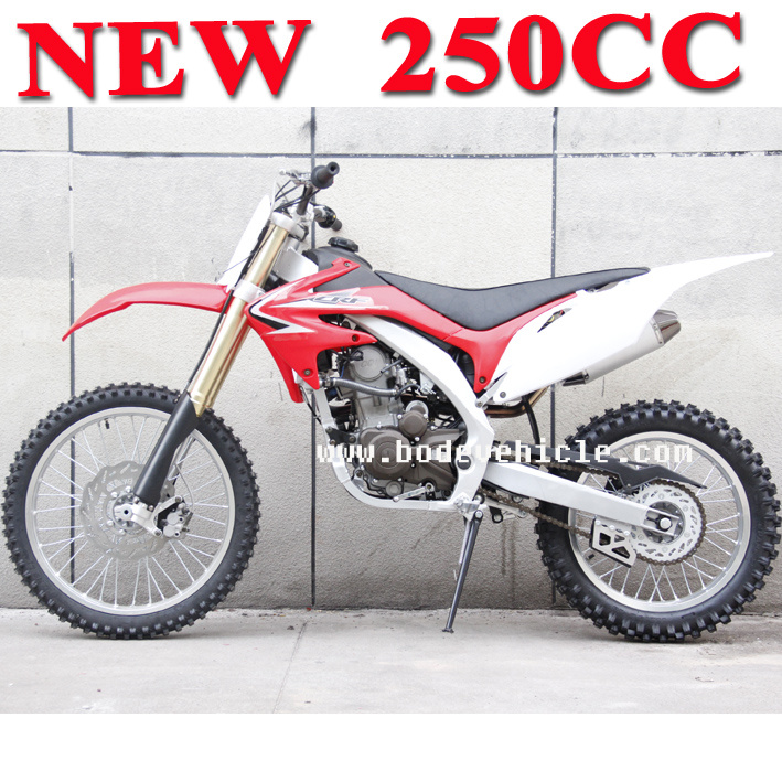 new 250cc pit bike dirt bikes off road motorcycle 250cc chopper mc 683. Black Bedroom Furniture Sets. Home Design Ideas