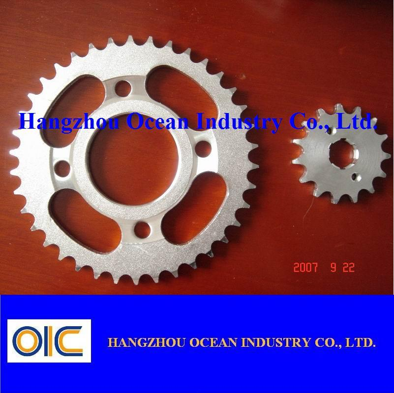 Motorcycle Sprocket (YBR125)