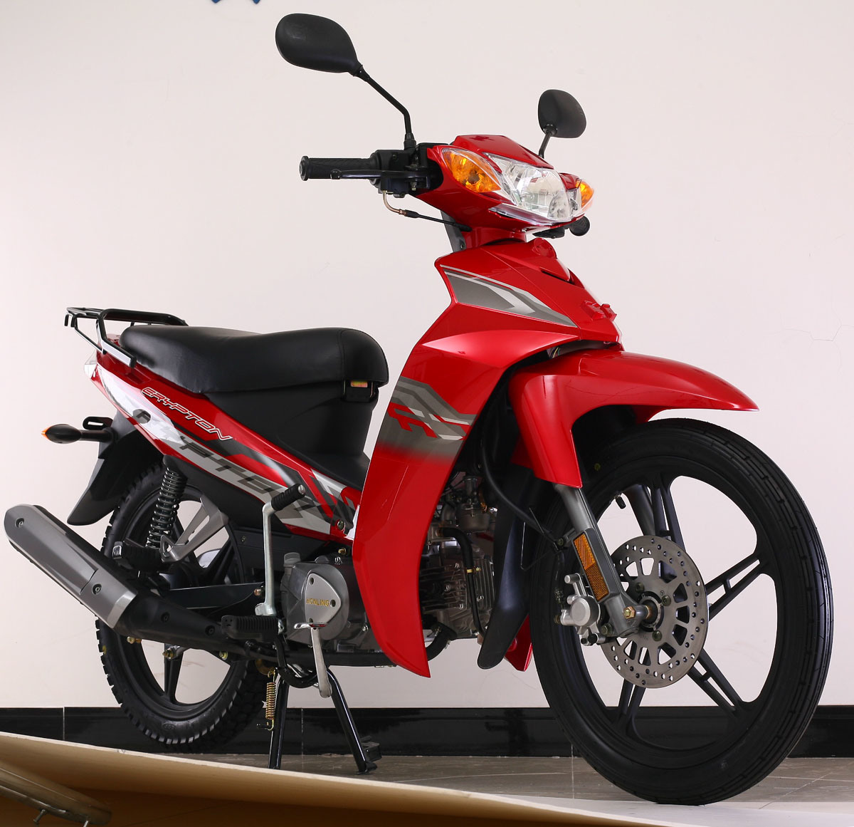 New cub motorcycle scooter yamaha crypton 110cc 120cc for Yamaha motorcycles made in china