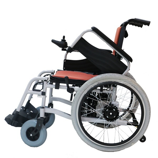 Manual And Power Wheelchair Scooter Bz 6101