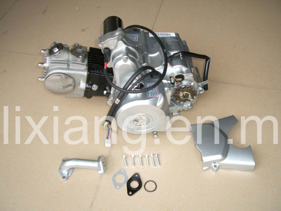 Scooter Spare Parts Kinroad 139fmb Engine Assy  (ME000000-013B) -  Chinamotorscooter com