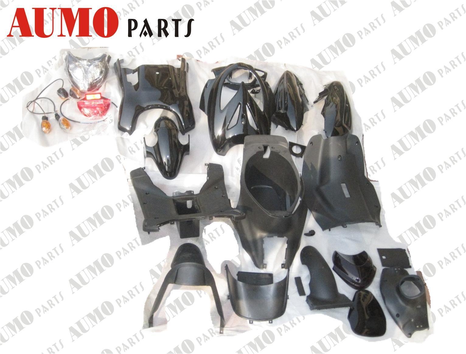 Motorcycle Body Parts, Keeway Plastic Parts (MV020000