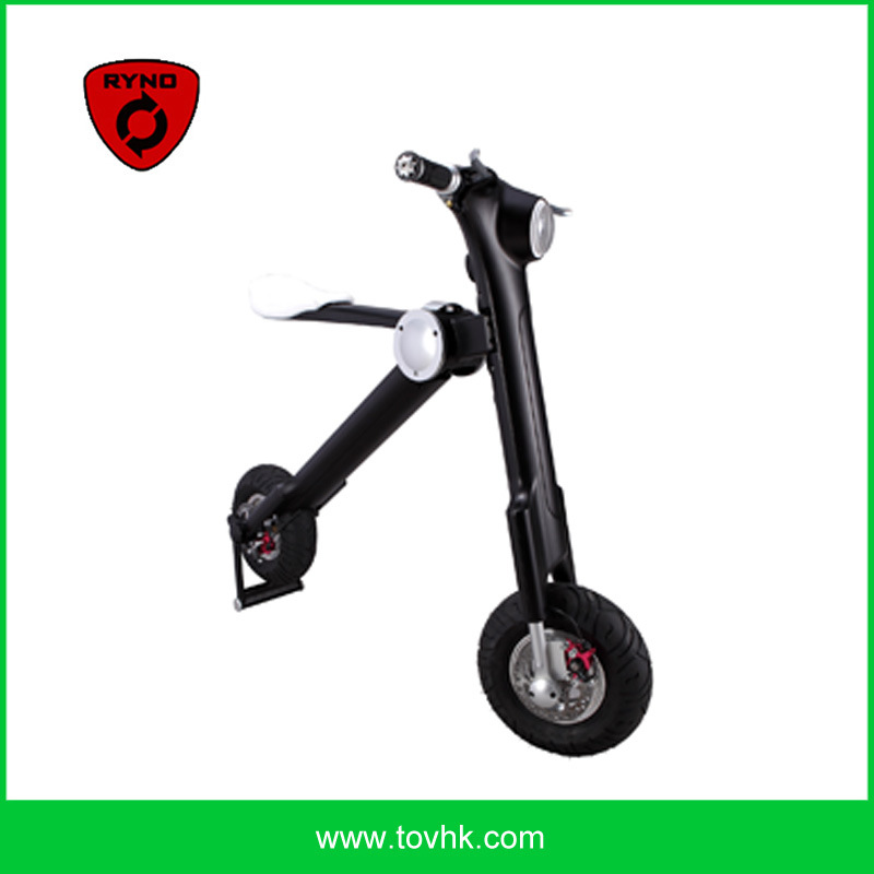 Portable 500w Electric Bike Folding Electric Scooters For