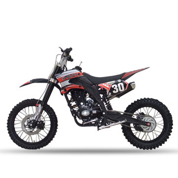 dirt bike agb 30 black frame - Dirt Bike Frame