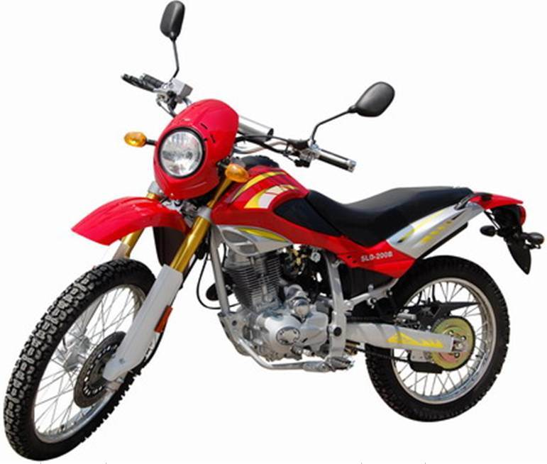 Cg125cc SUV Dirt Bike Street Motorcycle New Style for Honda
