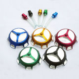 Dirt Bike Multicolor CNC Aluminum Tank Cap (DTC03)