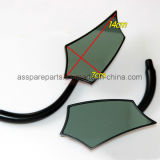 High Quality Pentagon Alloy Rear Mirror for 125cc Motorcycle (ARM13)