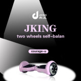 Pink 2 Wheels Self Balancing Scooter Electric Hoverboard