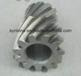 CNC Machining Steel Gear Shaft