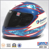High Quality Isi Advertising Motorcycle Helmet (MF045)