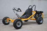 196cc Engine Drift Bike Dune Buggy, Single Speed Automatic Drive System: Heavy Duty Chain