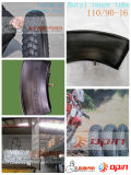 Motorcycle Tire and Butyl Inner Tube 110/90-16 Tubeless Tyre