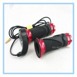 24V 36V 48V 60V 72V Twist Throttle Handle Grip for Electric Scooter, Pocket Bike, Mini Dirt Bike and Mini ATV-Quads etc.