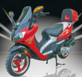 Sanyou EEC 125cc-150cc Scooter (SY150T-18)