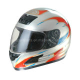 Full Face Helmet/Motobike Helmet with High Quality (MH015)