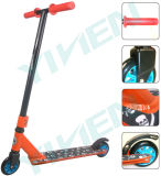 2 Alu Alloy PU Wheels Adult Stunt Scooter (LS-T01)