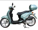125cc Woman Electric/Kick Gas Engine Scooter Gl Mt
