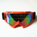 Motocross Ski Goggles/Snow Goggles with Colorful Lens (AG015)