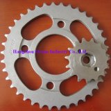 Motorcycle Sprocket With High Frequency Quenching Heat Treatment (CG125)