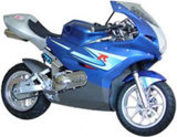 Single Cylinder, Air-cooling, 4 Stroke Pocket Bike (Sh-P03)