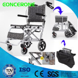 Disabled Scooter Aluminium Alloy Wheel Chair for The Aged