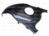 Carbon Fiber Tank Cover for BMW Motorcycle