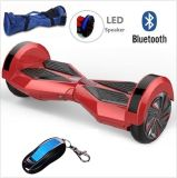 Full Parts Bluetooth Music LED Light Self Balance Electric Scooter
