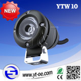 New Design Part of White Projector 10W CREE LED Daytime Running Lights for Motorbike/Scooter/Car