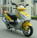 EEC Approved, E-MARK, 150cc/125cc/50cc/49cc Scooter, Gas Scooter, Motor Scooter, Motorcycle (Hunt Eagle-4)
