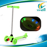 3 Wheel Kids Scooter with LED Light Wheel