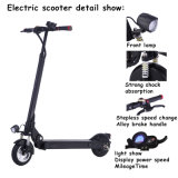 Newest 2-Wheel Self-Balancing Mini Electric Kick Scooter (black)