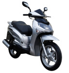 X5 16 Inches Wheel 150cc Gas Scooter