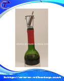 Metal Wine Stopper for Glass Bottle