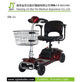Four Wheels Disabled Mobility Electric Scooter