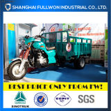 Full Luck China Quality Three Wheel Cargo Motorcycle Canton Fair