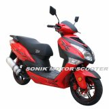 EEC 150cc/125cc/50cc Gas Scooter, Motor Scooter (F1) , Sonic Scooter