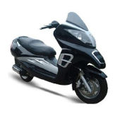 250cc EEC Water Cooled Scooter(FM250E-D)