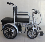 Popular Folding Mobility Scooter Disable Wheelchair (FP-EMS06)
