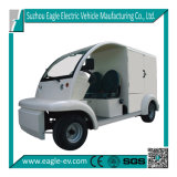 Electric Dinner Cart, 2 Seats, House Keeping Vehicle, CE, Cheap, Eg6063kxc