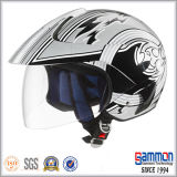 Cool Half Face Safety Motorcycle/Scooter Helmet (OP205)