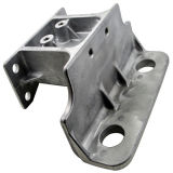 Aluminium Die Casting with CNC Mechanical Part